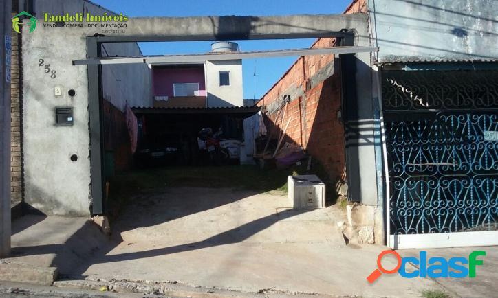 Sobrado 2 dormitórios, Vila João Ramalho