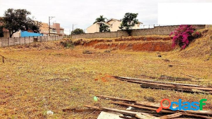 Terreno 2.150 m², Al. Lucas N. Garcez, Atibaia