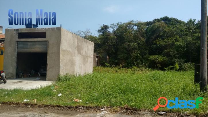 Terreno + Salão comercial 40 mts construídos