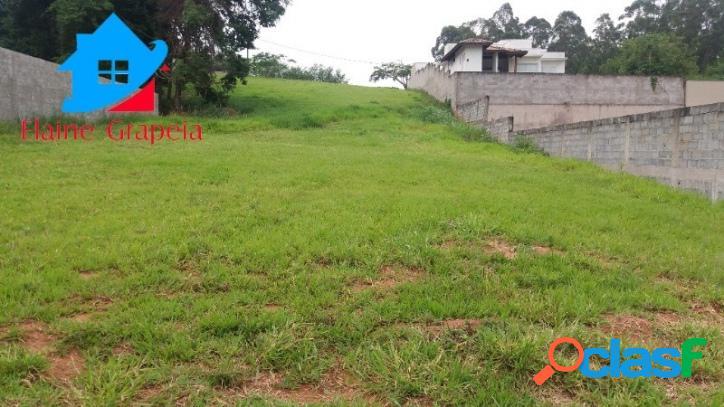 Terreno para venda, Condomínio Santa Tereza Vinhedo
