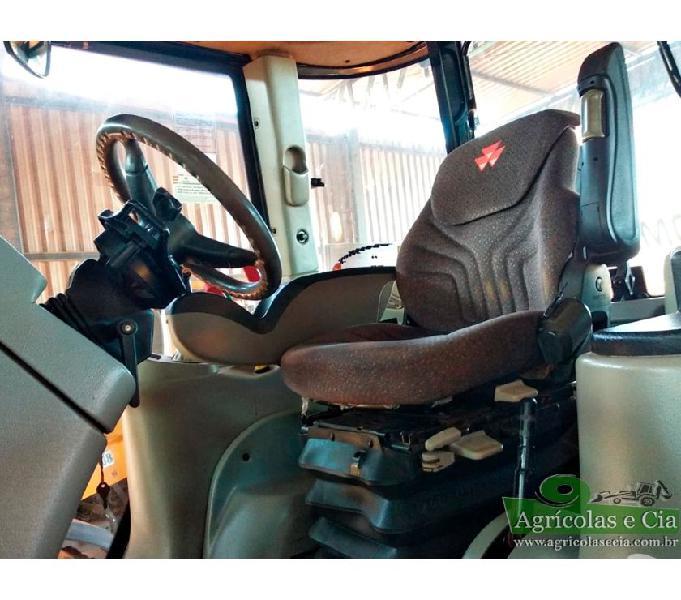 Trator Massey Ferguson 7415 4x4 (Apenas 3.500 H - Lavoura!)