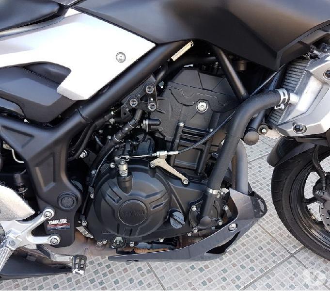 Yamaha Mt 03 Abs 2018, aceito troca, cartão e financio