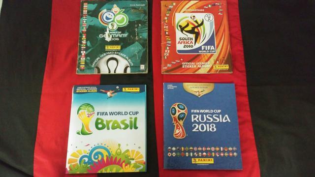 Álbuns da Copa Do Mundo