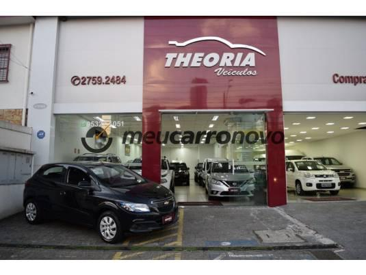 CHEVROLET ONIX HATCH LT 1.4 8V FLEXPOWER 5P MEC. 2013/2014