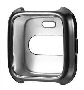 Capa Case Silicone Protetora Para Relógio Fitbit Versa