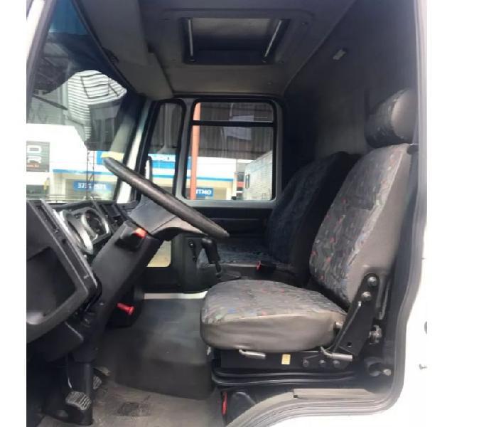 Ford Cargo 815 Ano 2012 Carroceria