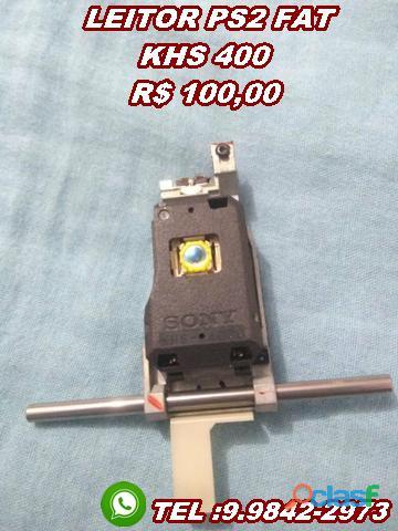 Leitor PS2 Fat Modelo Khs 400