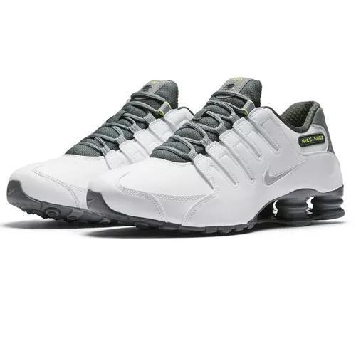 Tenis Nike Shox Nz 833579 101 Original C Nota Fiscal