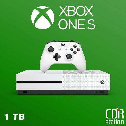 Xbox One S 1TB com 2 Anos de Garantia