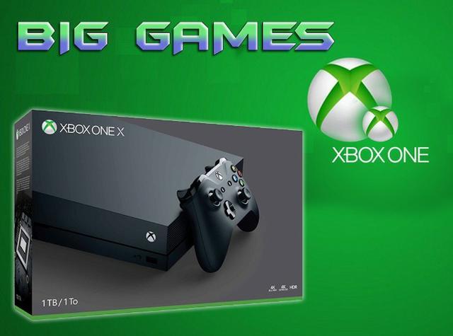 Xbox One X 1TB 4K s/Jogo, Garantia de 1 ANO, Loja Fisica,