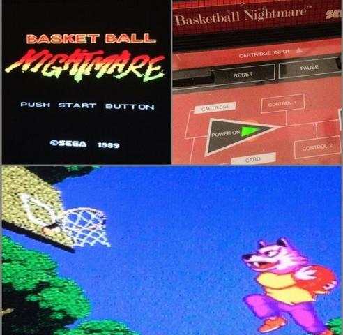 Basketball Nightmare para Colecionadores e quem tem hobbie