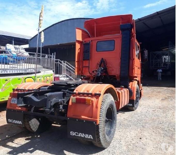 Caminhão Scania 112