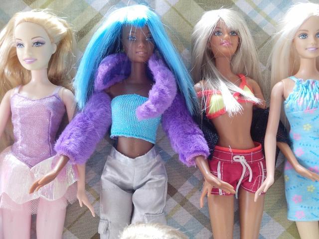 Coleção Barbie