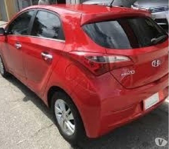 Hyundai HB20 1.6 Premium Flex Aut. 5p2015 20.200 km