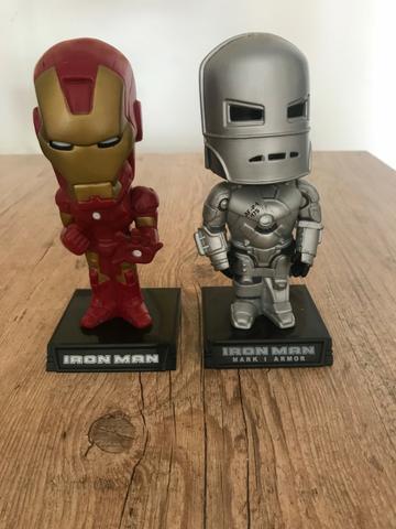Miniaturas Homem De Ferro Para Colecionador