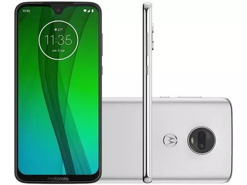 Smartphone Motorola Moto G7 Dual Sim 64gb 4gb Ram Tela 6.2