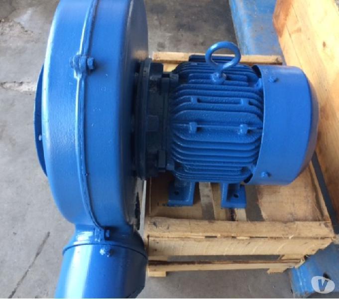Ventoinha Exaustor Ventilador Turbina Forja 5 Cv 3500 Rpm