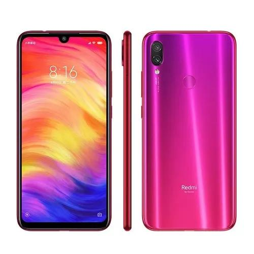 Xiaomi Redmi Note 7 128gb Rosa 4gb Ram Global +capa