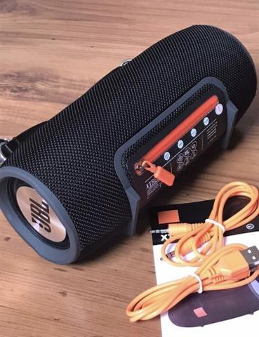 Caixa de Som Bluetooth XTREME, Boombox, CHARGE 3 a Prova d