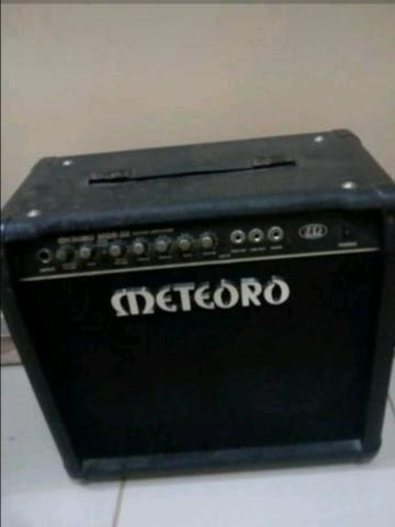 Caixa de som da marca meteoro MGR 50