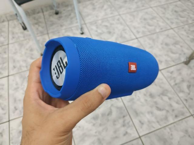 Caixa de som portátil charge 3 jbl + bluetooth Frete