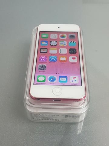 Ipod touch 5 geração rosa