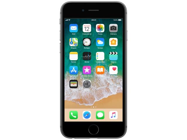 Apple iPhone 6s 128GB Cinza Espacial