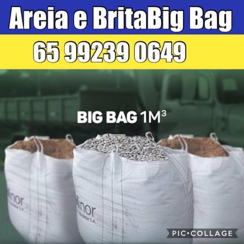 Areia e Brita BigBag