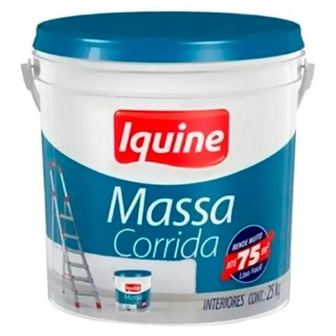 Massa Corrida/PVA Iquine - R$  a vista