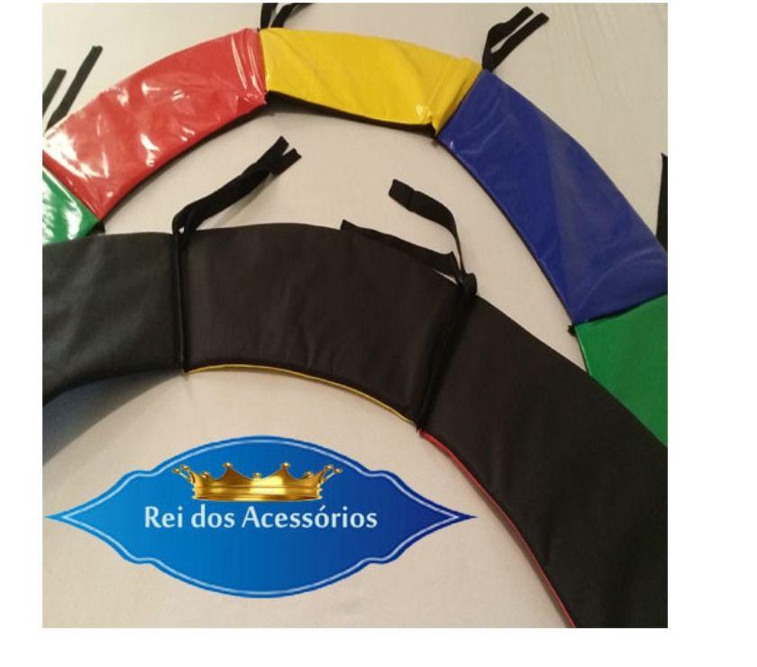 Protetor de molas cama elástica a partir de R$ 170 a vista