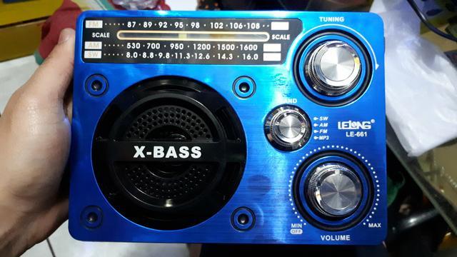 Rádio am e FM promoção
