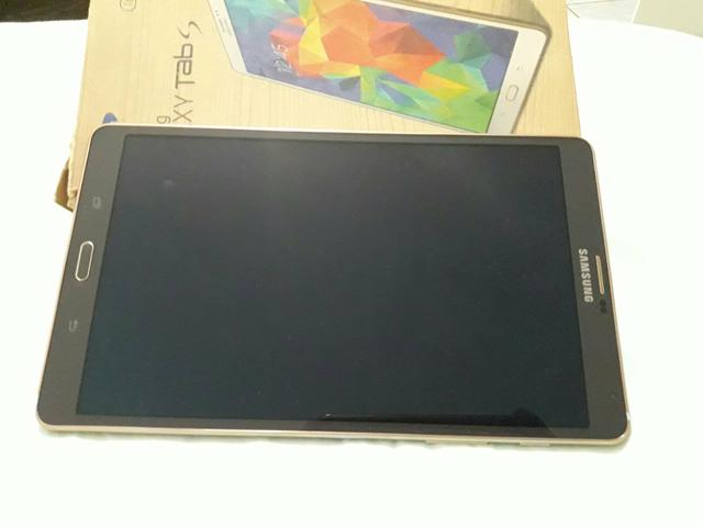 Samsung tab s bronze 4g faz ligações $950