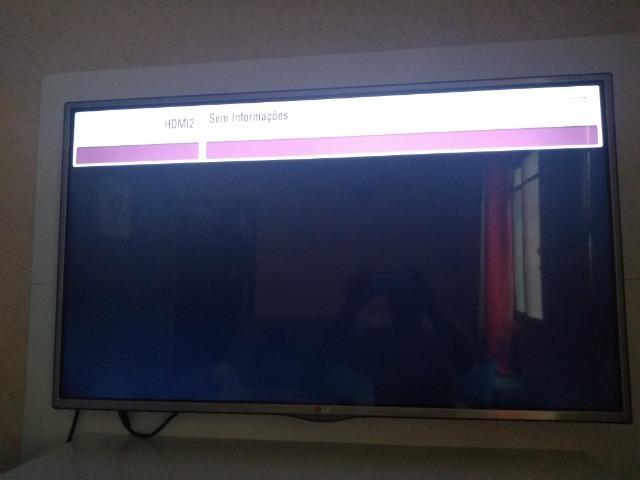Vendo TV LG 42 cinema 3d led full hd