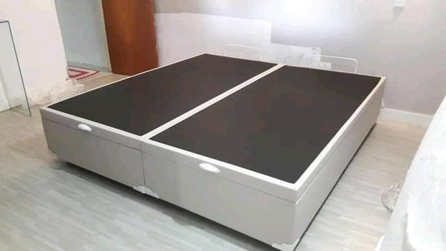 Base box casal