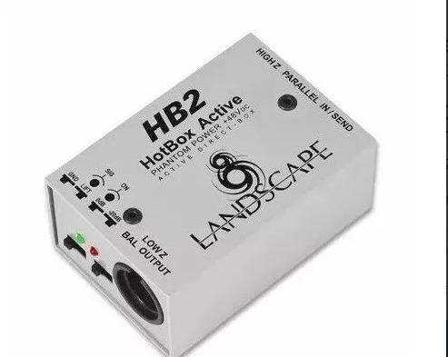 Direct Box Landscape Hb2 Hot Box Ativo Oferta !