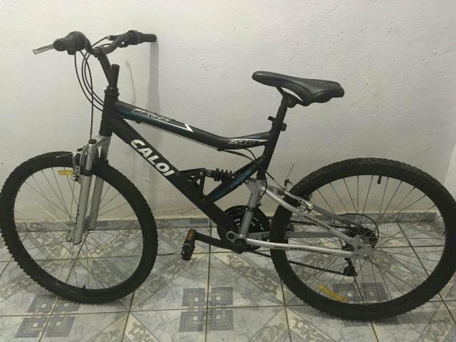 Bicicleta Bike Caloi KS 21 marchas