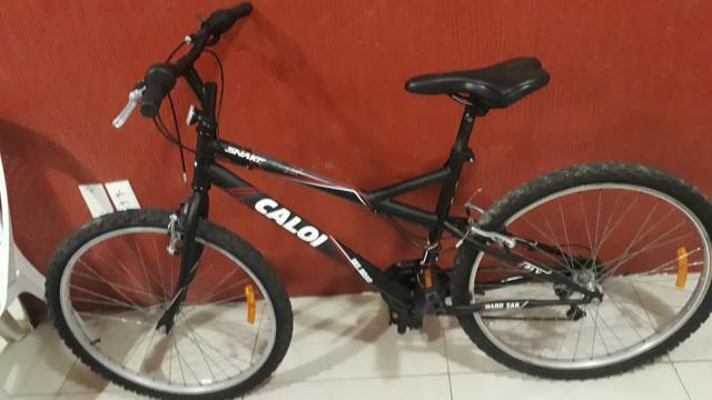 Bike Caloi super nova. Leia!