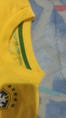 Camisa seleção brasileira original tamanho G