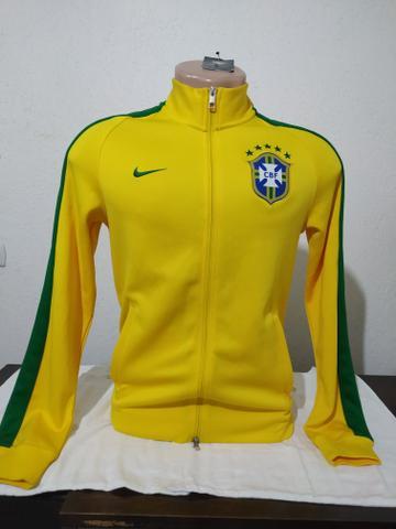 Casaco Nike seleção brasileira