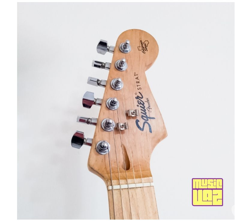 Guitarra Stratocaster Squier By Fender California Series