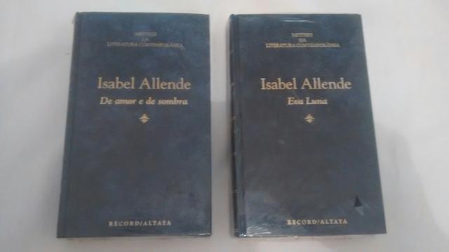 Isabel Allende.2 livros