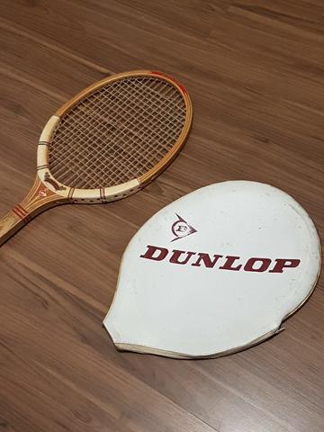 Raquete Dunlop - Raridade