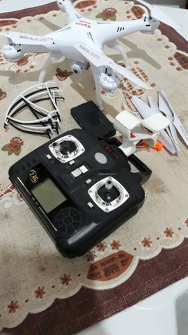 Drone SYMA x5sw com câmera