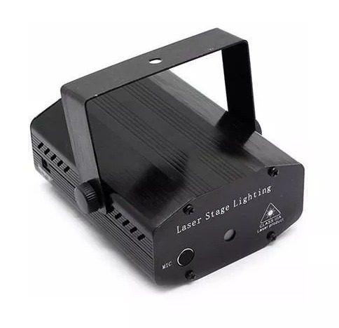 Mini Projetor Laser Com Efeitos Especiais para Festas