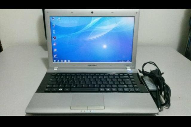 Notebook Samsung dual core, 2gb - PROMOÇÃO