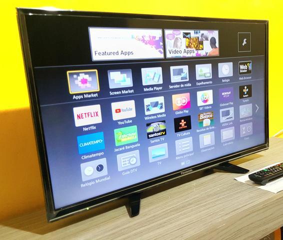 """SMART TV 32"""" Polegadas LED FULL HD"""
