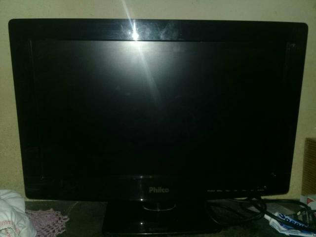 Tv e monitor 14 polegada