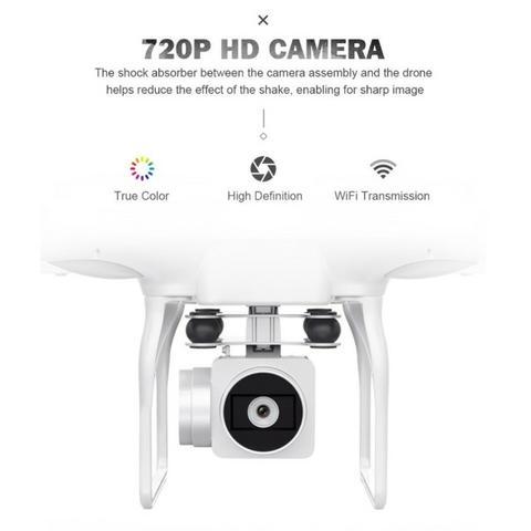Drone JJrc H68 com câmera FPV Wi Fi