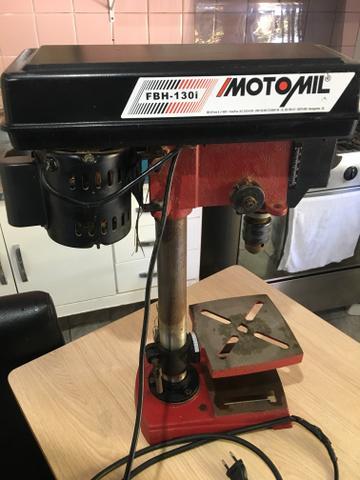 Furadeira de Bancada Somar MotoMil R$430
