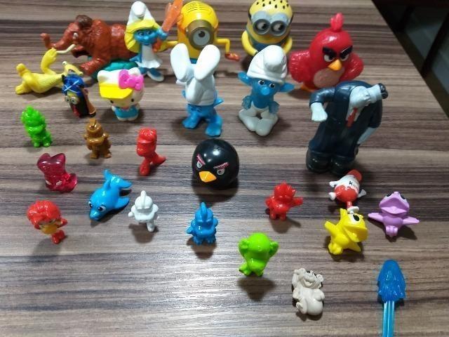 Lote miniaturas pra colecionadores só vendo o lote!